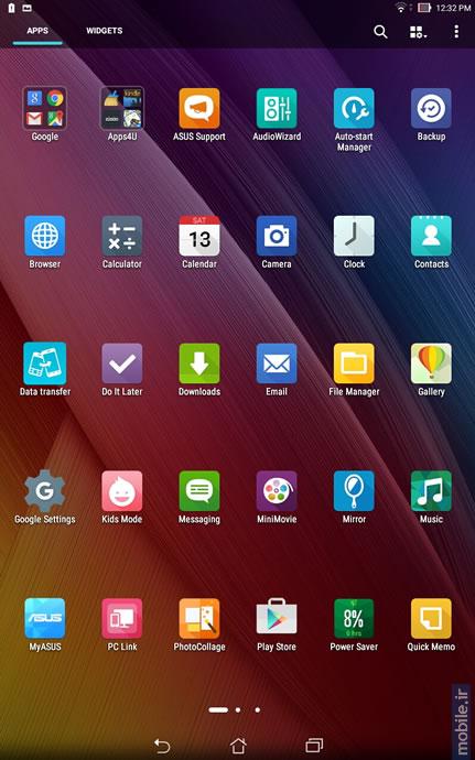 Asus ZenPad 10 - ایسوس زن پد 10