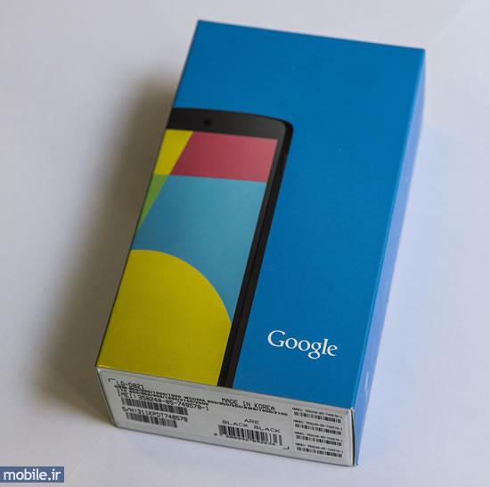 LG Google Nexus 5 - ال جی گوگل نکسوس 5