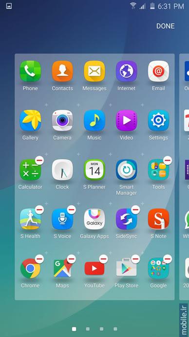 Samsung Galaxy Note5 - سامسونگ گلکسی نوت5