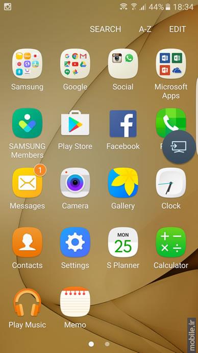 Samsung Galaxy S7 edge - سامسونگ گلکسی اس 7 اج