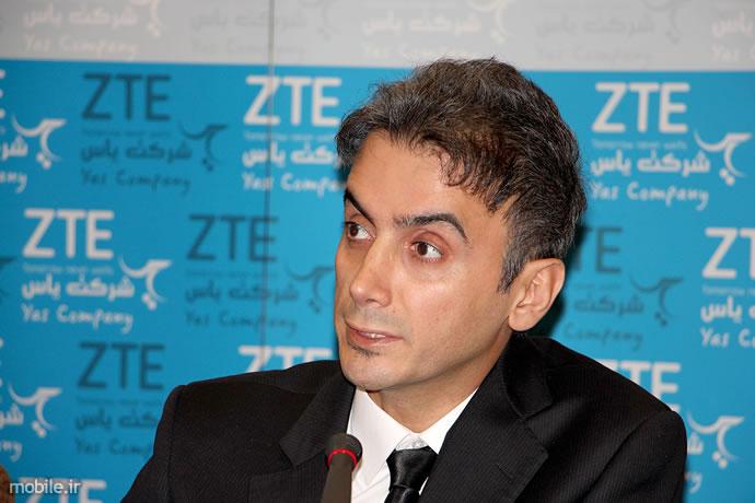 ZTE in Iran