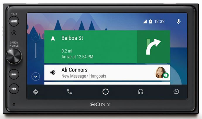 android auto technology overview