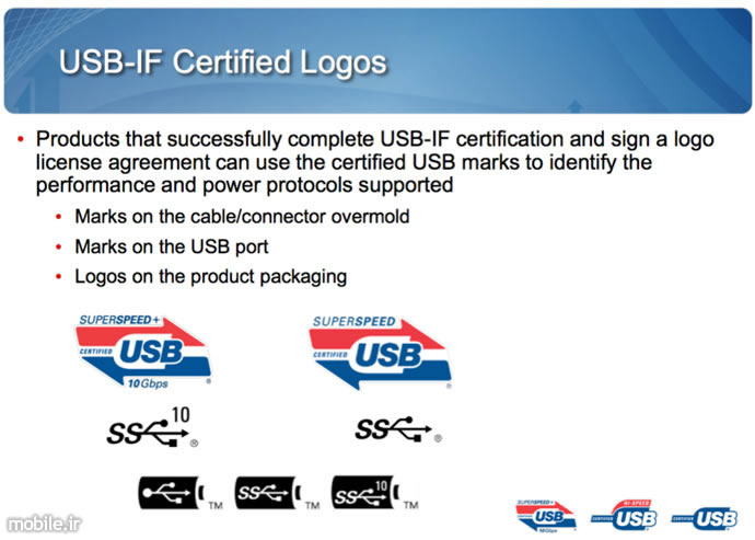 usb if certified logos