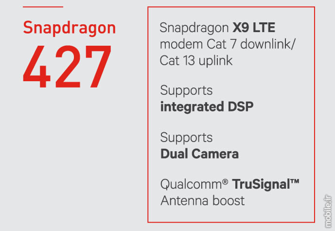 qualcomm snapdragon 653 626 and 427 processors