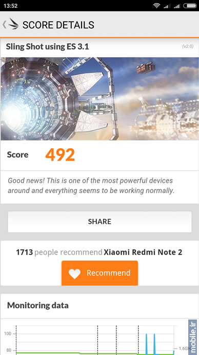 Xiaomi Redmi Note 2 - شائومی ردمی نوت 2