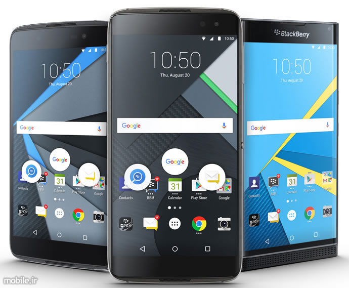 introducing blackberry dtek60