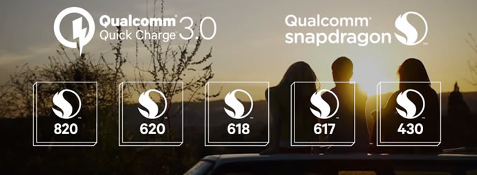 qualcomm quick charge 3