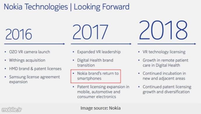 nokia will re enter smartphone market in 2017