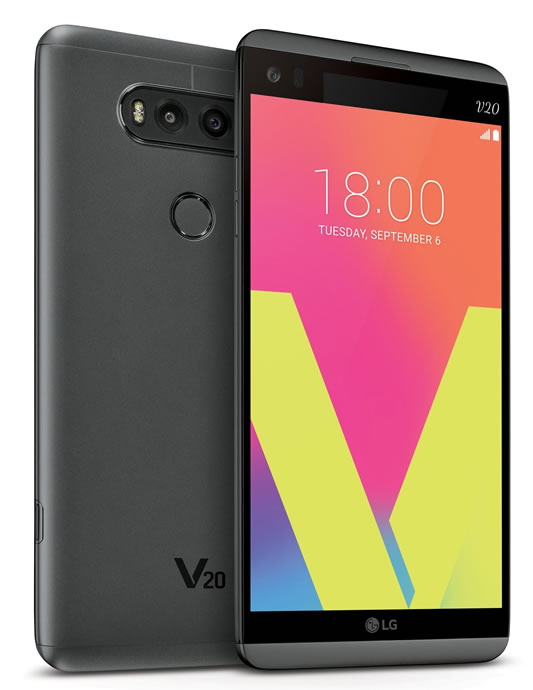 lg v20 launched in iran