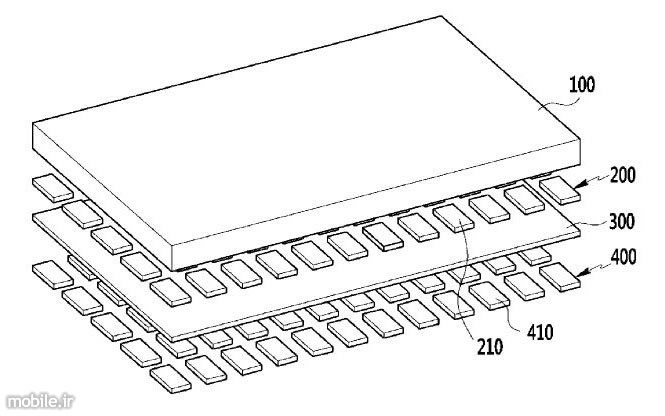 samsung flexible oled display patent