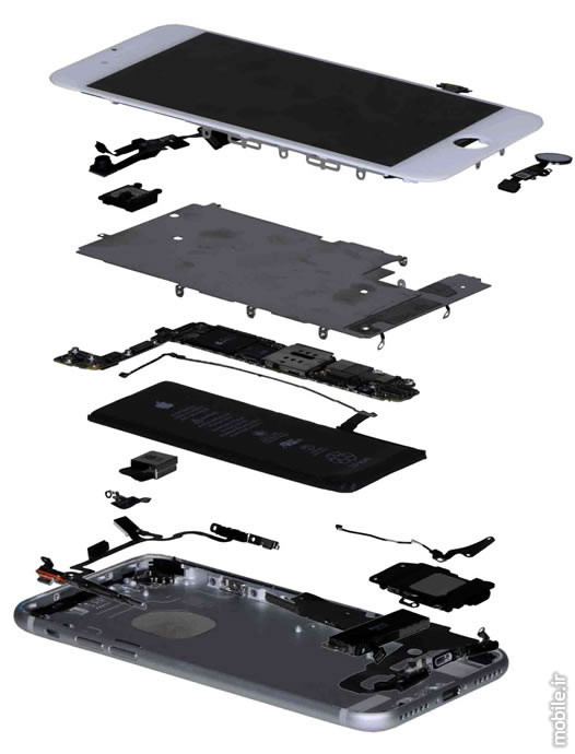 apple iphone-7 teardown