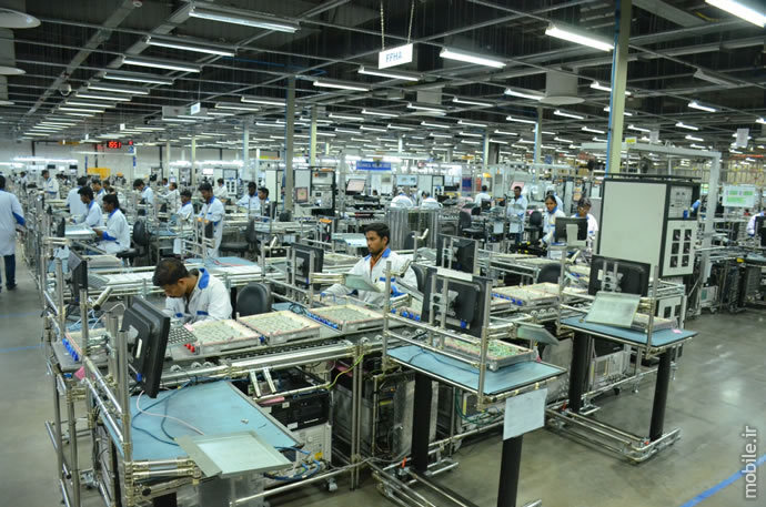 apple relocate iphone production line to the united states