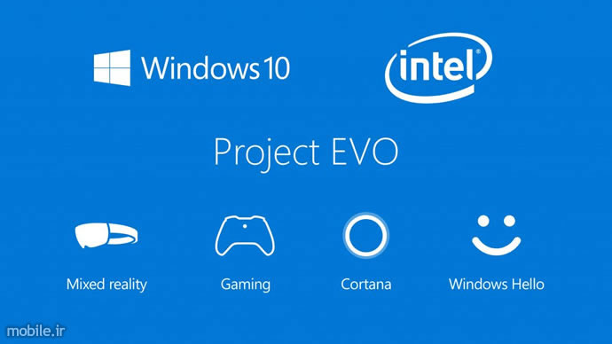 introducing microsoft project evo in collaboration with intel