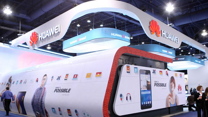 Huawei slower revenue growth for 2016