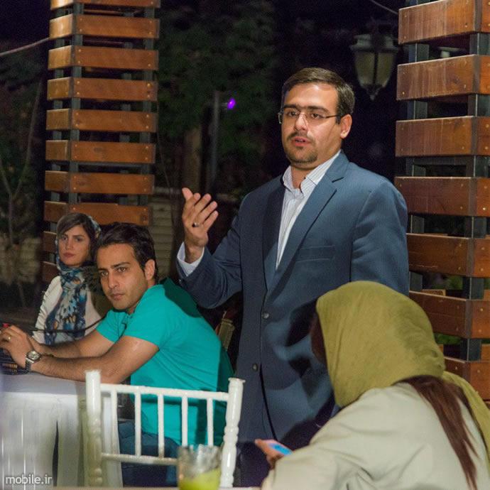 Huawei Y7 prime Launch Ceremony in Iran  معرفی اسمارتفون میانرده هواوی Y7 Prime برای بازار ایران huawei y7 prime launch ceremony in iran 02