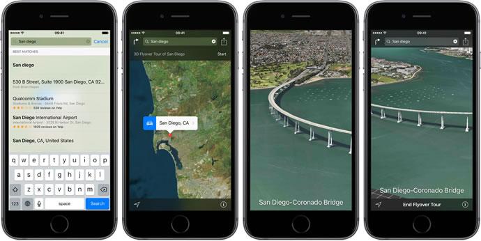 Best GPS and Navigation Apps for Smartphones 2017  بهترین اپلیکیشنهای نقشه و مسیریابی در سال 2017 best gps and navigation app for smartphones 2017 15