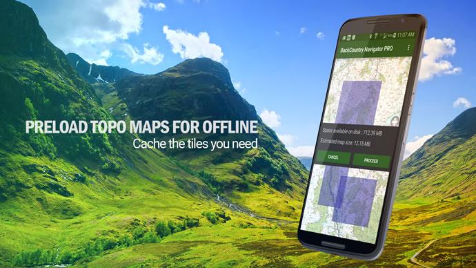 Best GPS and Navigation Apps for Smartphones 2017  بهترین اپلیکیشنهای نقشه و مسیریابی در سال 2017 best gps and navigation app for smartphones 2017 17