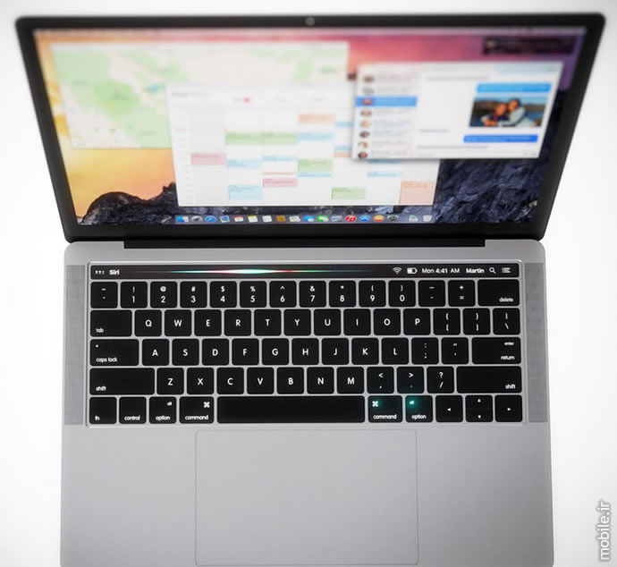 Apple Macbook with Touch Bar