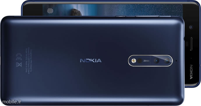 Introducing Nokia 8