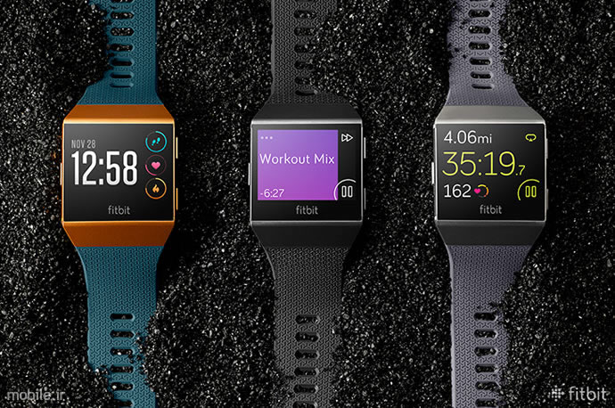 Introducing Fitbit Ionic Smartwatch