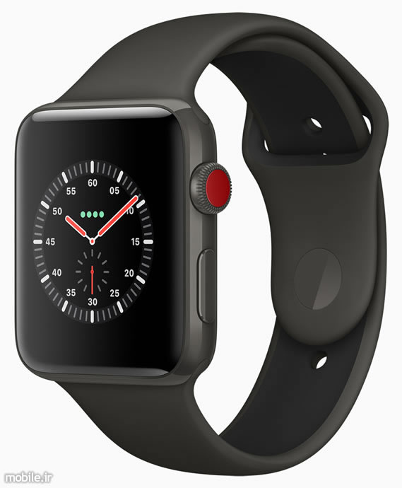 Introducing Apple Watch Series 3  معرفی اپل واچ سری 3 – جدیدترین ساعت هوشمند اپل با قابلیت مکالمه introducing apple watch series 3 03