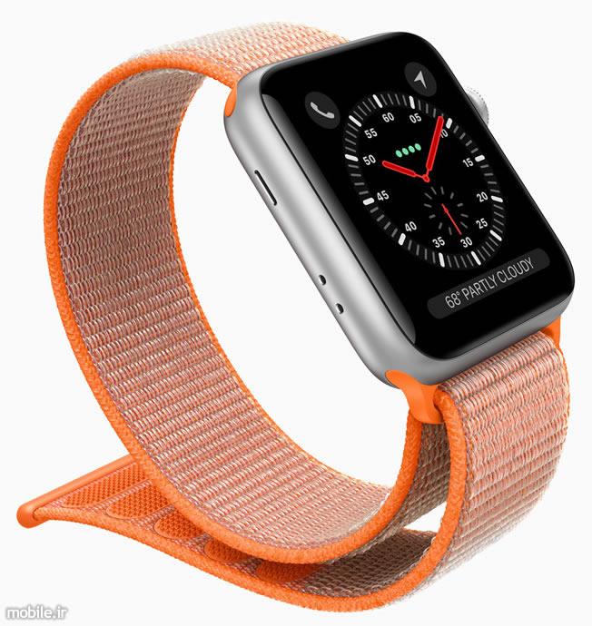 Introducing Apple Watch Series 3  معرفی اپل واچ سری 3 – جدیدترین ساعت هوشمند اپل با قابلیت مکالمه introducing apple watch series 3 07