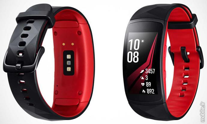 Samsung Gear Fit 2 Pro  پیشبینی IDC از بازار پوشیدنیها تا سال 2021 – ساعتها محبوبترین دیوایسهای پوشیدنی خواهند بود samsung gear fit 2 pro 05