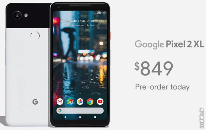 Introducing Google Pixel 2 and Pixel 2 XL