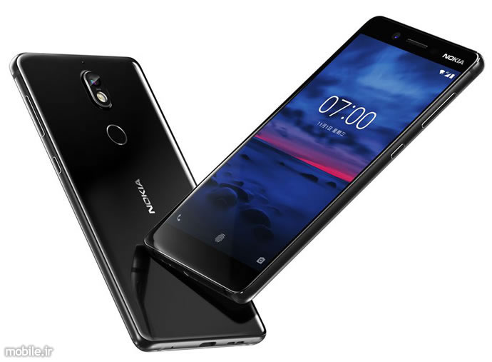 Introducing Nokia 7