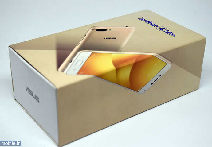 Asus Zenfone 4 Max Pro - ایسوس زن فون 4 مکس پرو