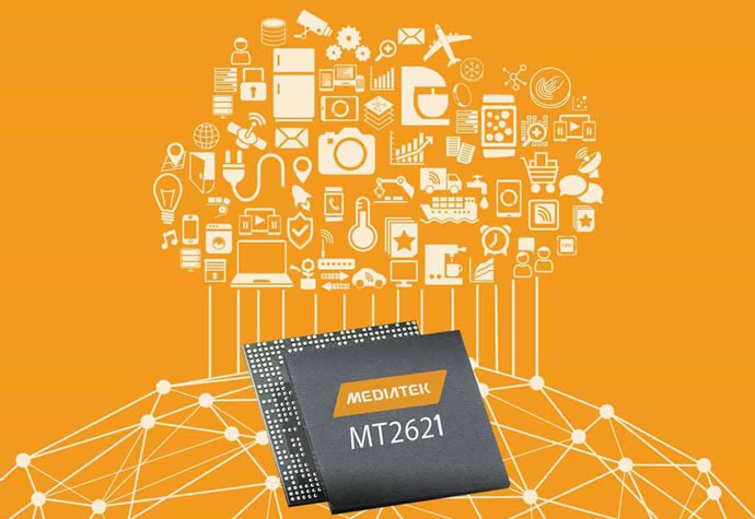 MediaTek MT2621 Dual Mode IoT SoC