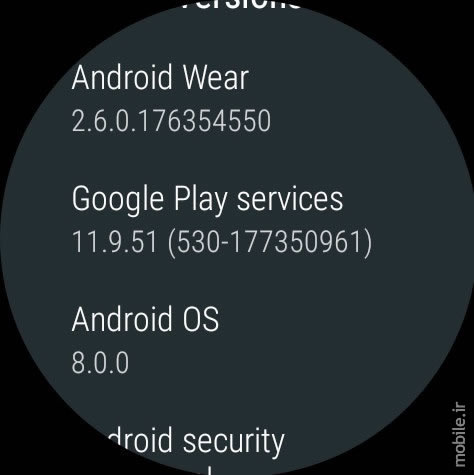 Google Reveals Android Wear Oreo Update List