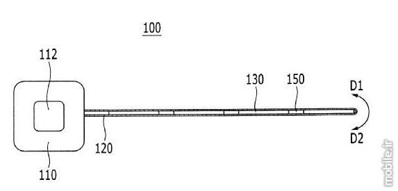 Samsung Rollable Display with Fingerprint Sensor Patent