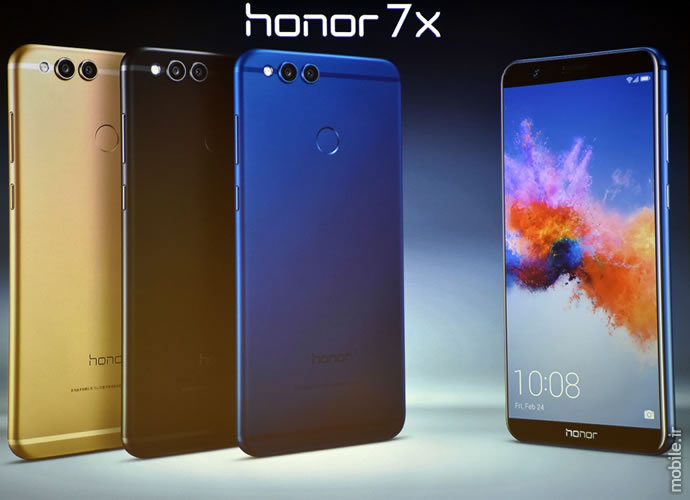 Huawei honor 7X Launch Ceremony in Iran