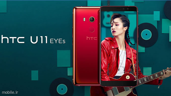 Introducing HTC U11 Eyes