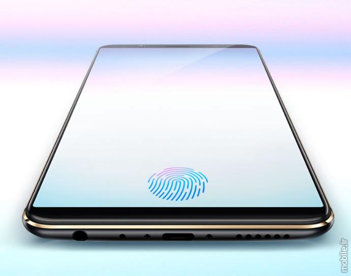 Introducing vivo X20 plus UD with Under Display Fingerprint Scanner