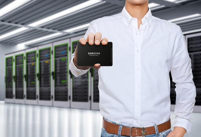 Samsung Server SSD