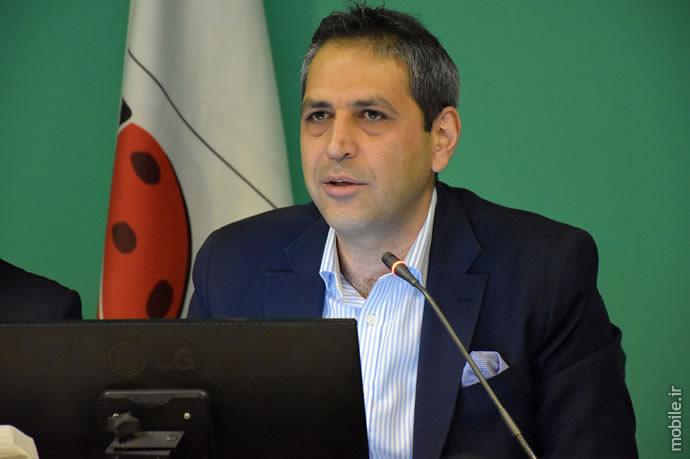 BLU Mobile Launch Ceremony in Iran