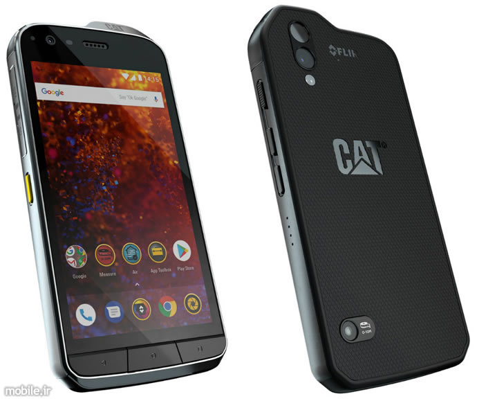 Introducing CAT S61 Smartphone