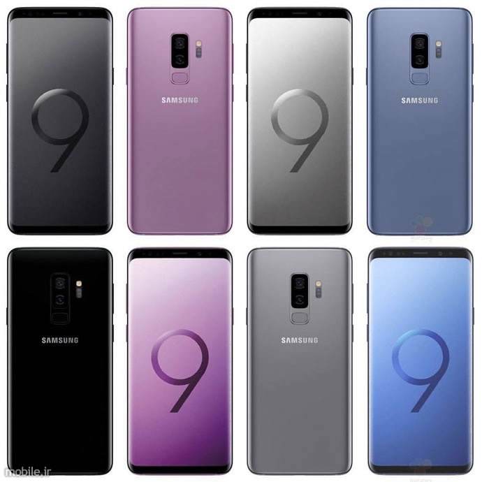 Introducing Samsung Galaxy S9 and Galaxy S9 Plus