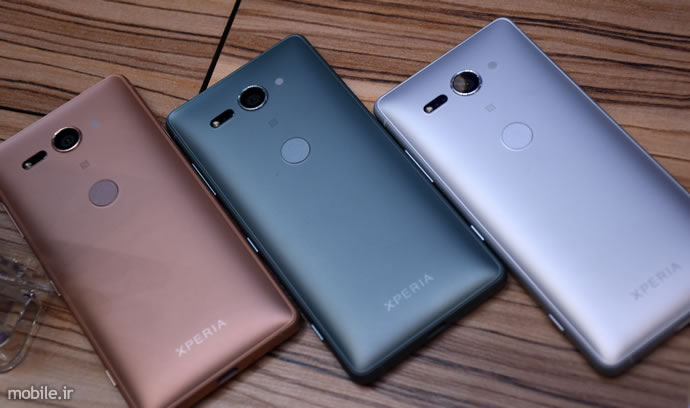 Sony XPERIA XZ2 and XZ2 Compact Launch Ceremony in Iran