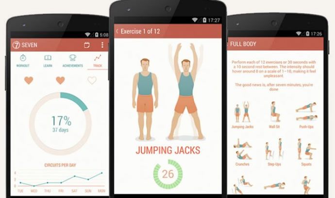 Best Workout and Fitness Apps 2018 Second Part  بهترین اپلیکیشنهای ورزش و تناسب اندام سال 2018 – بخش دوم best workout and fitness apps 2018 second part 00