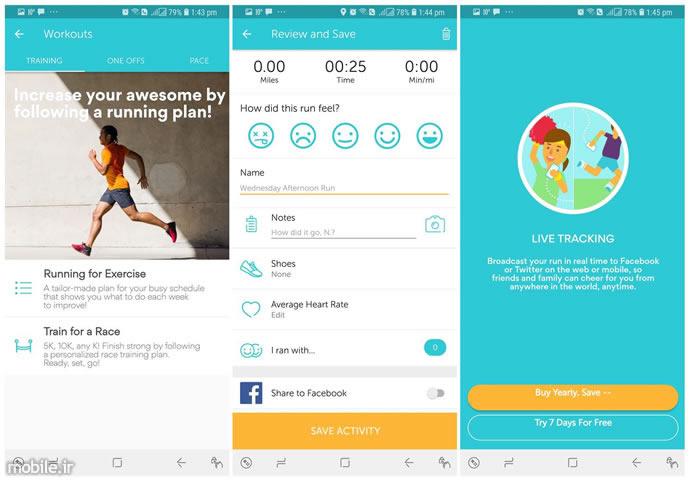 Best Workout and Fitness Apps 2018 Second Part  بهترین اپلیکیشنهای ورزش و تناسب اندام سال 2018 – بخش دوم best workout and fitness apps 2018 second part 02
