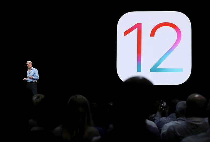 Introducing iOS 12