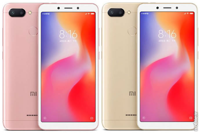 Introducing Xiaomi Redmi 6 and Redmi 6A