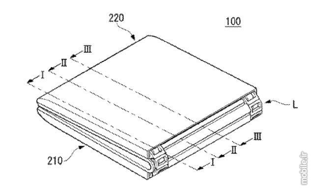 LG and Oppo Foldable Smartphone Patent Application