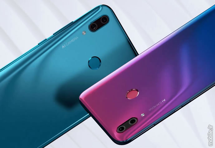 Introducing Huawei Y9 2019