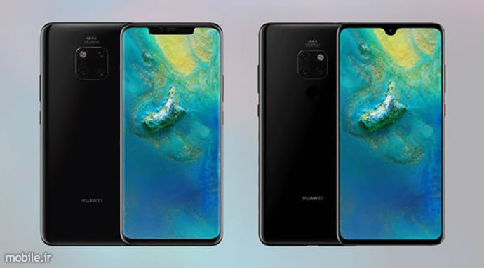 Introducing Huawei Mate 20 Mate 20 Pro Mate 20 X and Mate 20 Porsche Design