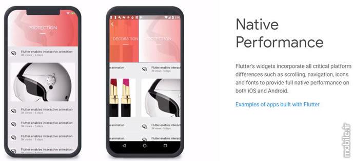 Google Flutter 1.0 Mobile UI Toolkit Overview