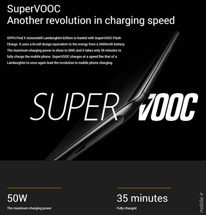 Oppo Super VOOC Charging Technology